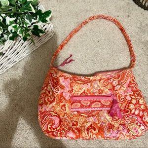 Vera Bradley Paisley Handbag